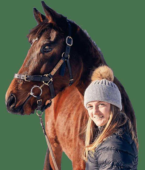 Racehorse Lotto Christmas Raffle