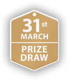 31st March Prize Draw