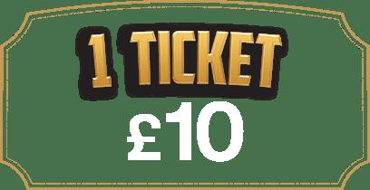 1 Ticket £10