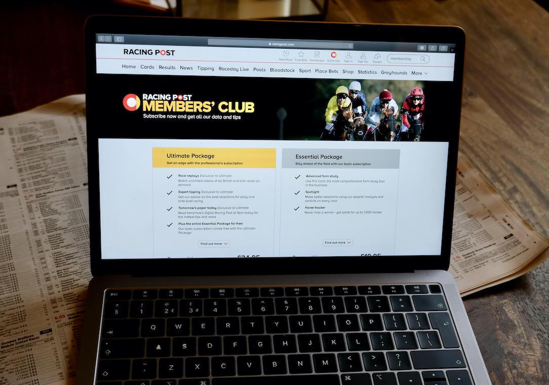 Racing Post Membership